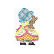 Jumbo Easter Sunbonnets Applique