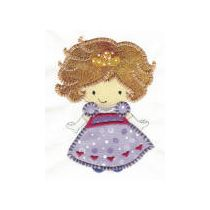 Fairytale Princess Applique