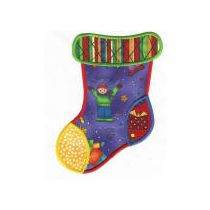 Jumbo Patchwork Christmas Applique