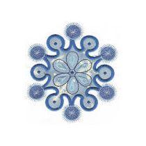 Simply Snowflakes Applique