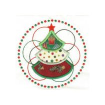 O Christmas Tree Applique