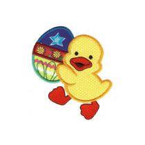 Easter Ducks Applique