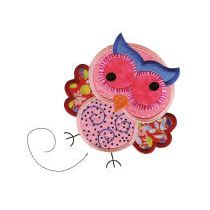 Jumbo A Hoot and a Half Applique Set 2