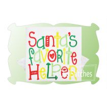 Santas Favorite Helper