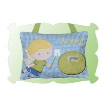 Tooth Fairy Pillow For Boys In The Hoop