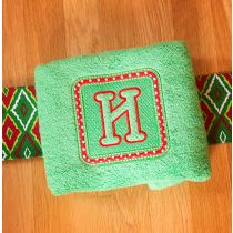 Aspen Embossed Monogram Alphabet Designs by JuJu machine embroidery designs