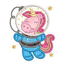 Astro Animals Applique Machine Embroidery Designs By JuJu