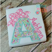 Bow Alphabet
