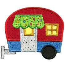 Go Camping Applique Applique Machine Embroidery Designs