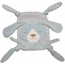 Dog Baby Toy Blanket