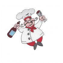 Bon Appetit Chefs Filled Set 1 Designs by JuJu