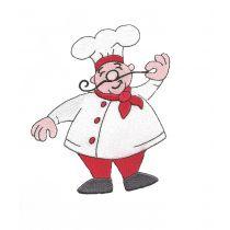 Bon Appetit Chefs Filled Set 2 Designs by JuJu