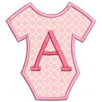 Baby Fever Applique Alpha