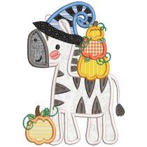 Boxy Farm Animals Applique Machine Embroidery Designs by JuJu