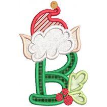 Christmas Elf Alphabet