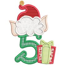 Christmas Elf Numbers