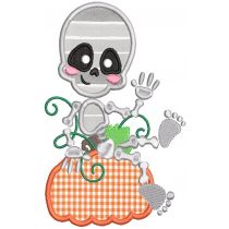 Cute Skeletons Halloween