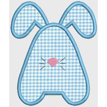 Easter Applique Alphabet