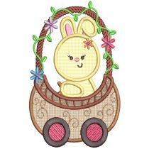 Easter Vroom Applique 1