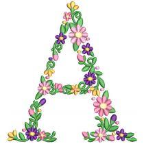 English Garden Monogram
