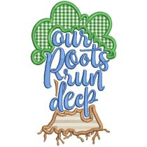 Family Reunion Sayings 1 Machine Embroidery Designs by JuJu