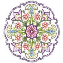 Floral Mandalas 2