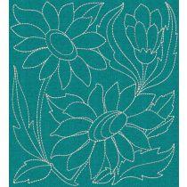 Wild Flower Quilt Blocks 1