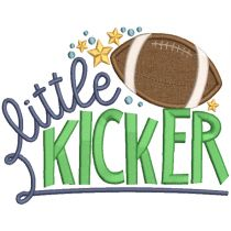 Football Word Art Machine Embroidery Designs By JuJu