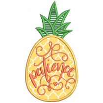 Fruit of the Spirit Applique 2 Machine Embroidery Designs By JuJu