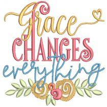 Grace Word Art
