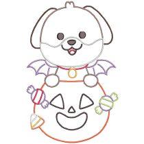 Halloween Puppies and Kittens