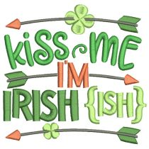 Irish Word Art Machine Embroidery Designs By JuJu