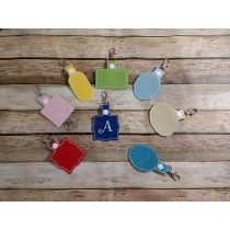 Blank Shapes Key Fobs ITH 2