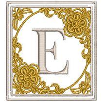 Lady Elizabeth Monogram