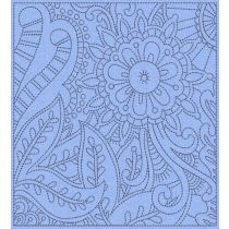Mehndi Quilt Blocks 1