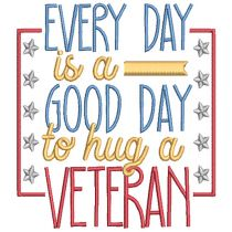 Military Veteran Word Art