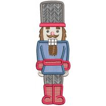 Nutcrackers Applique Machine Embroidery Designs By JuJu
