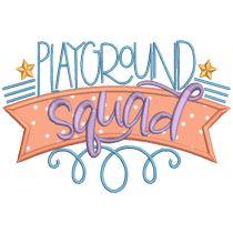 Playground Word Art