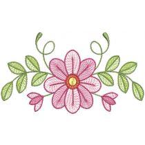 Scandinavian Floral 1