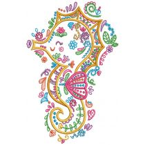 Sea Life Doodles