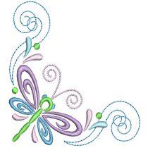 Spring Swirls 2