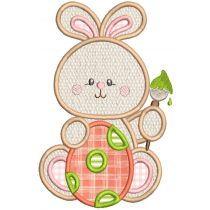 Sweet Easter Fun 2 Machine Embroidery Designs By JuJu