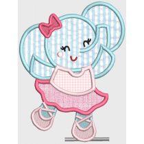 Sweet Elephant Ballerinas