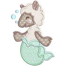 Sweet Llama Mermaids