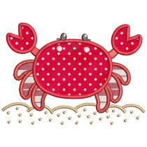 Sweet Sea Critters Applique Machine Embroidery Designs By JuJu