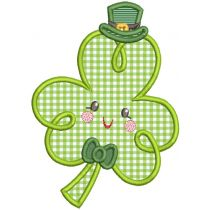Sweet St. Patrick's Day Applique Machine Embroidery Designs By JuJu