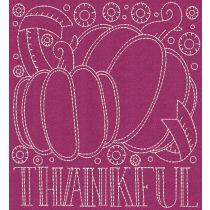 Thanksgiving Folk Quilt Blocks Machine Embroidery Designs by JuJu