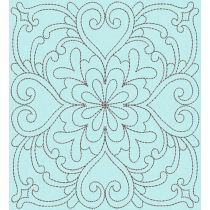 Traditional Quilt Blocks 3 Machine Embroidery Designs by JuJu