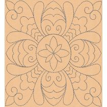 Traditional Quilt Blocks 4 Machine Embroidery Designs by JuJu