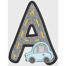 Transportation Alphabet